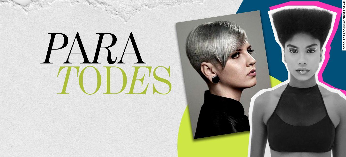 Cortes de cabelo sem gênero: 3 visuais para se inspirar