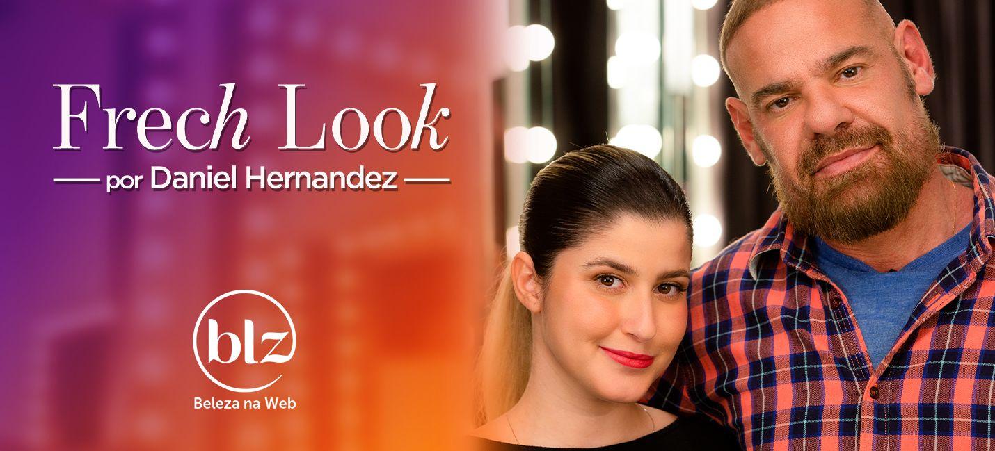 Maquiagem francesa: passo a passo com Daniel Hernandez