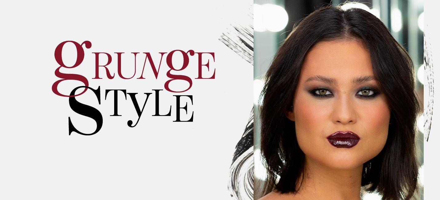 Maquiagem grunge: passo a passo do visual que é tendência
