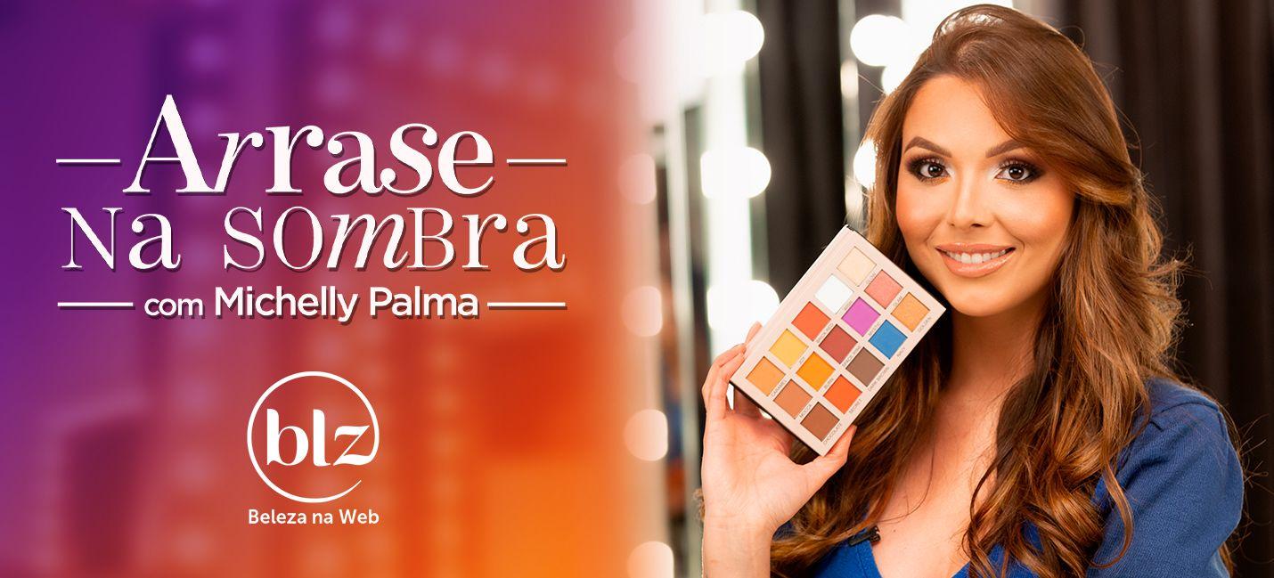 Sombra esfumada com Michelly Palma e Indice Tokyo