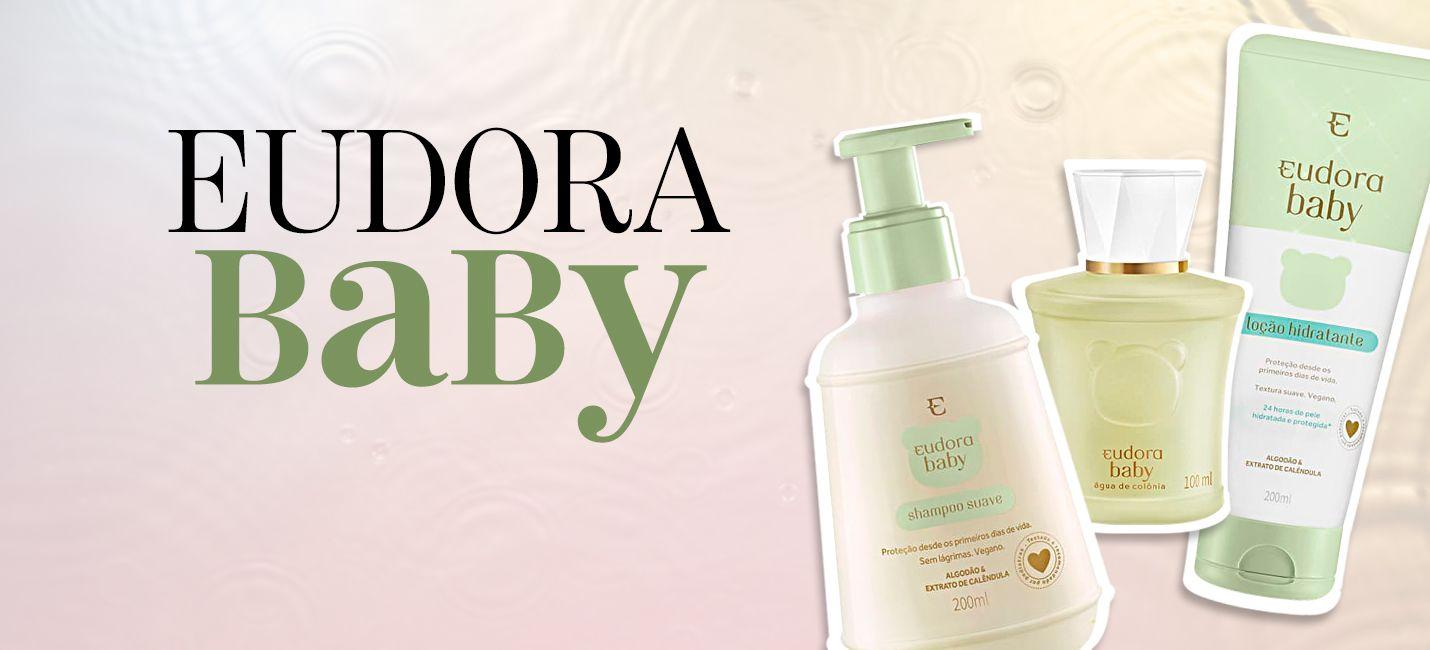 Eudora Baby: conheça a linha infantil de Eudora