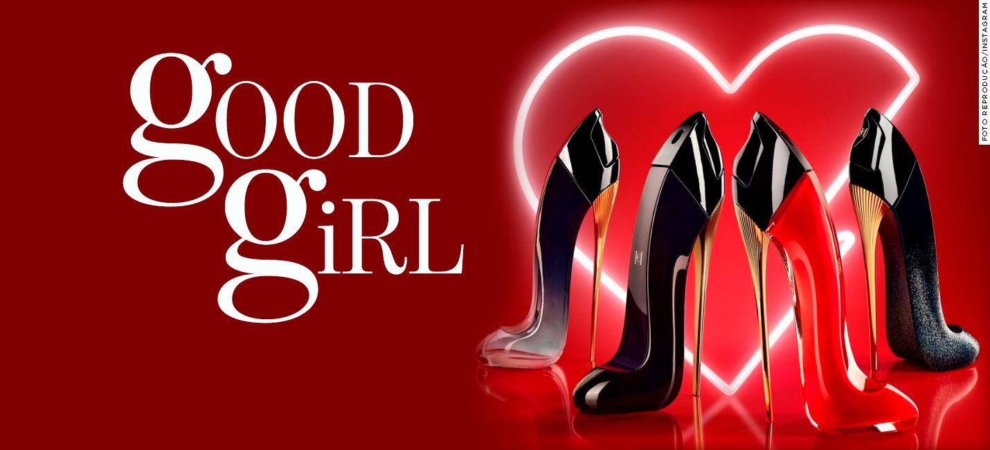 As diferenças entre os perfumes Good Girl