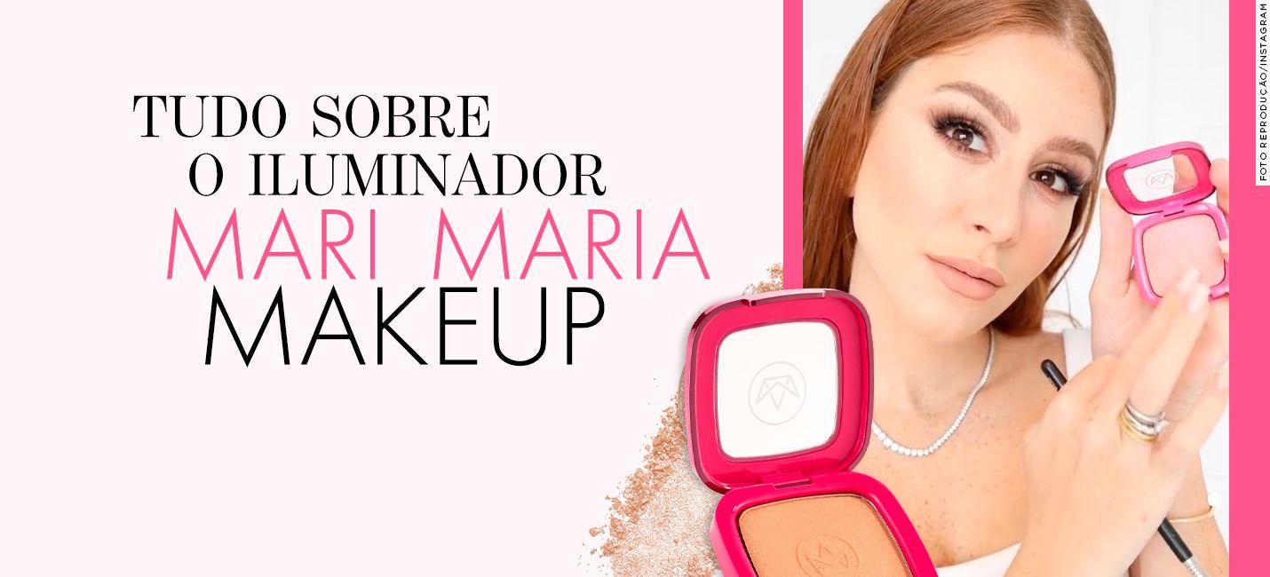 Tudo sobre o iluminador Mari Maria Makeup