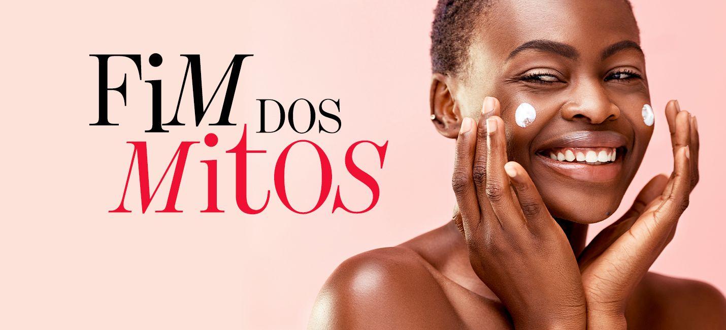 5 mitos sobre a pele negra