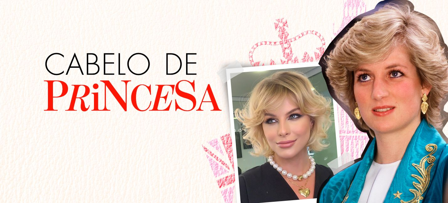 3 dicas para copiar o cabelo da Princesa Diana nos dias de hoje