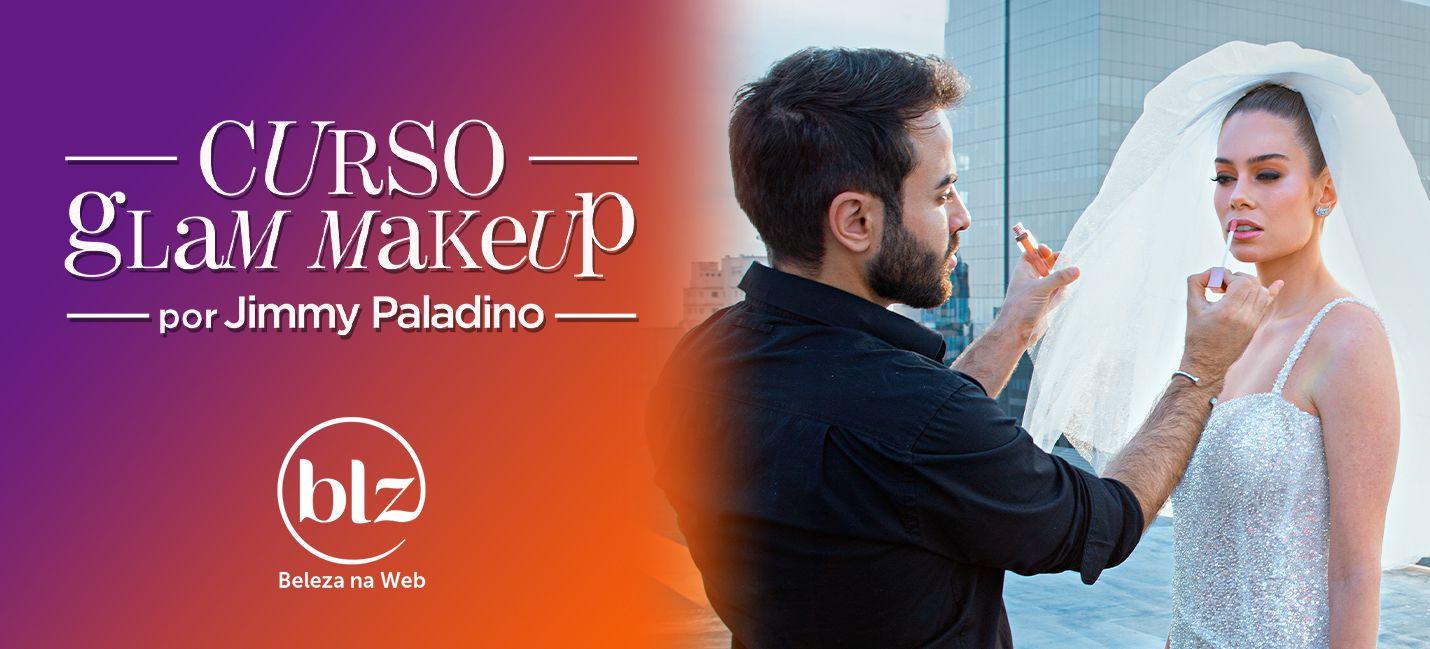 Curso de maquiagem com Jimmy Paladino