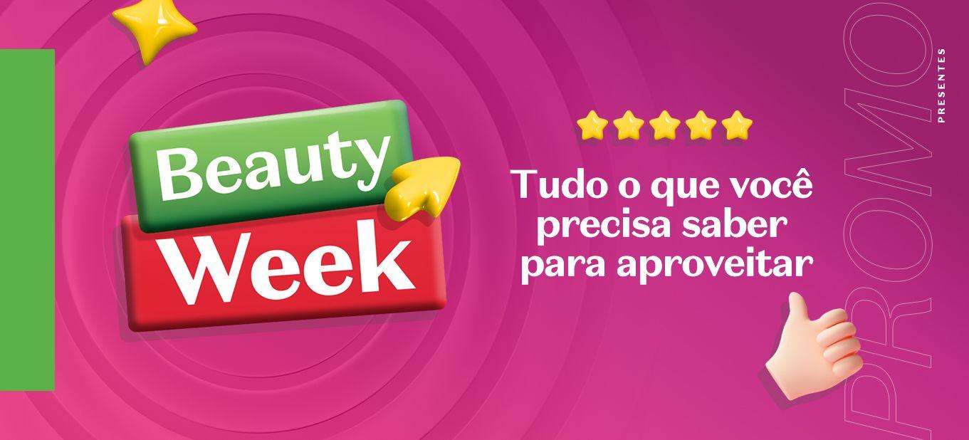 Beauty Week do Boticário: tudo o que você precisa saber