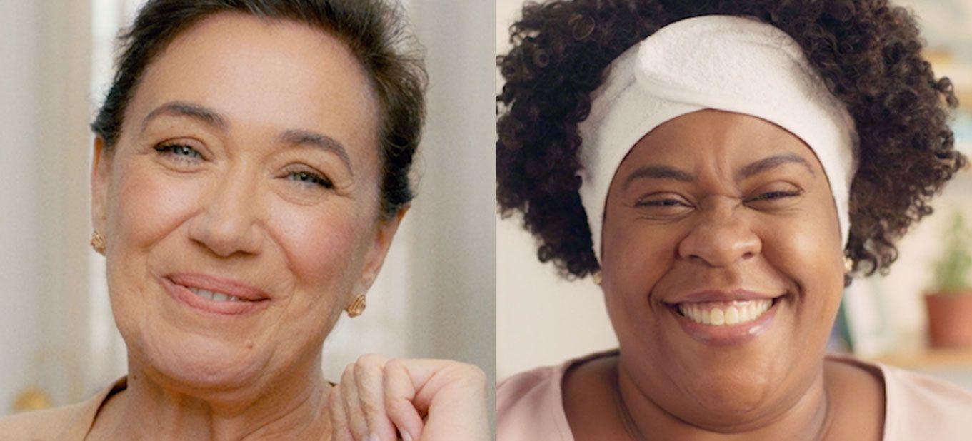Botik: dicas de skincare com Lilia Cabral e Cacau Protásio
