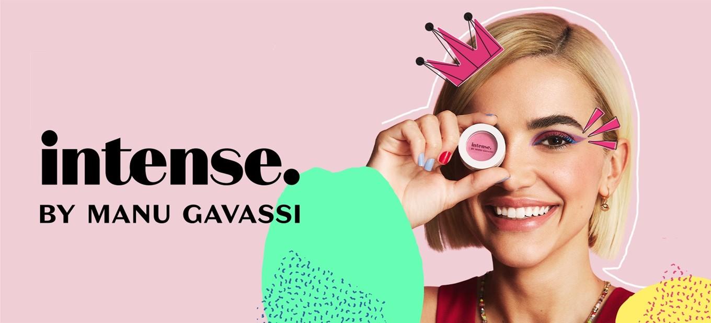 O Boticário e Manu Gavassi revelam colab em nova linha de maquiagem e esmaltes de Intense