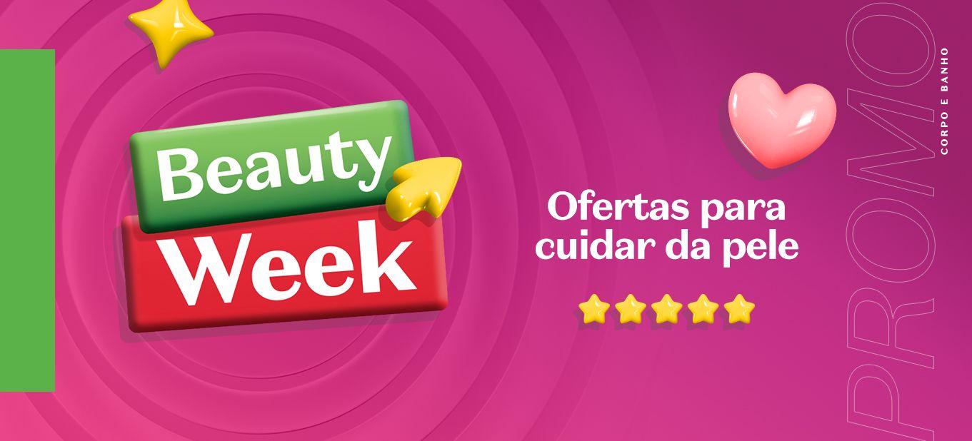 Beauty Week Boticário: promoção de produtos de skincare