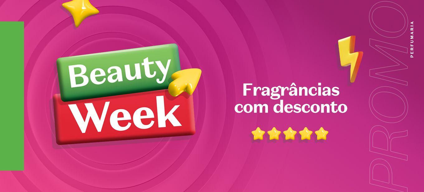Quer promoção de perfumaria? As melhores fragrâncias estão na Beauty Week