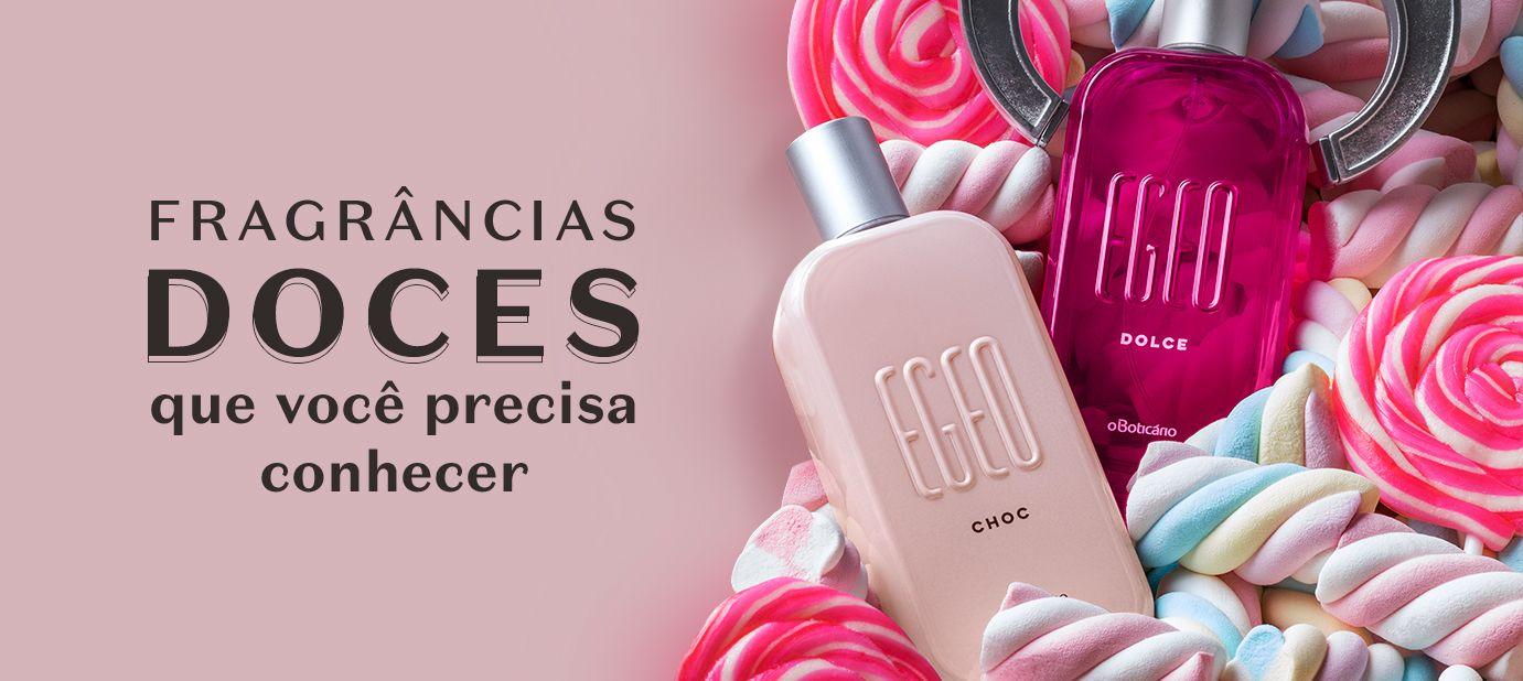 Top fragrâncias doces do Boticário