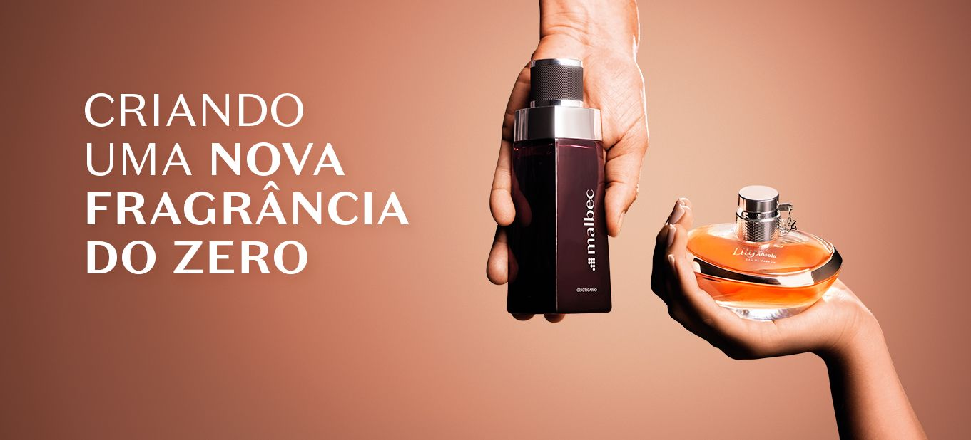 Mundo da perfumaria: como é feita a criação de uma nova fragrância
