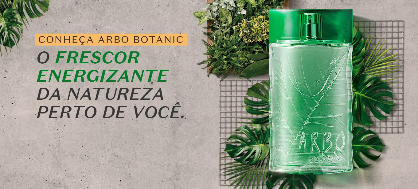 Conheça Arbo Botanic