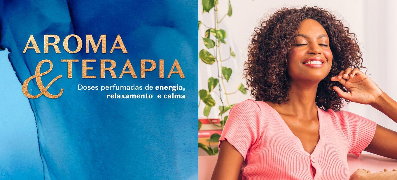 Aroma & Terapia: nova linha de perfumaria funcional inspirada na aromaterapia