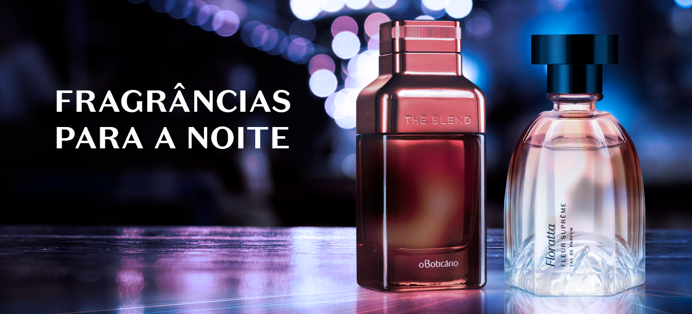 Como escolher a melhor fragrância para a noite