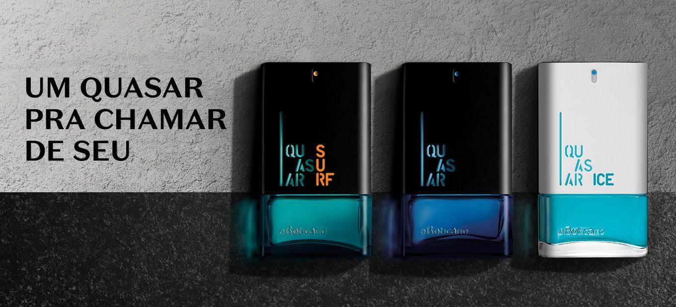 Descubra qual fragrância de Quasar combina com você