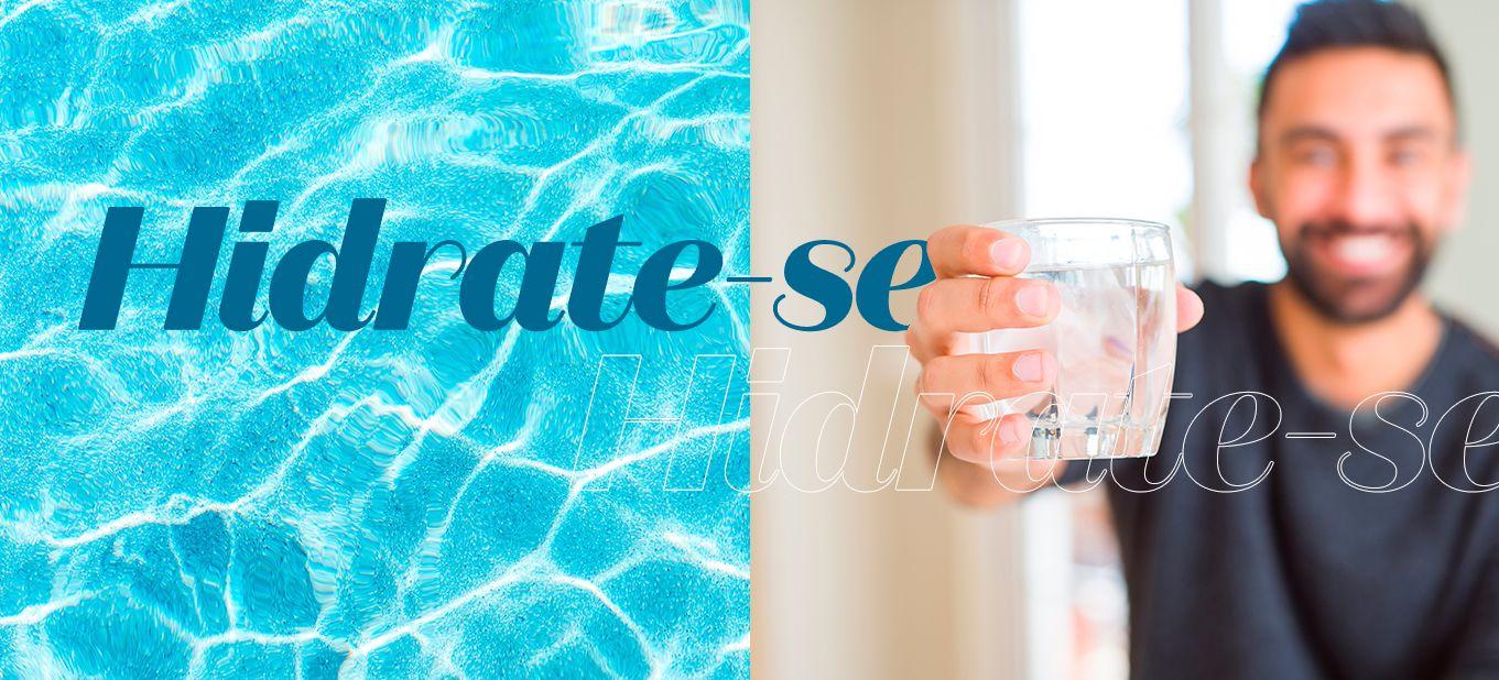 Descubra quais são os benefícios da água para a pele