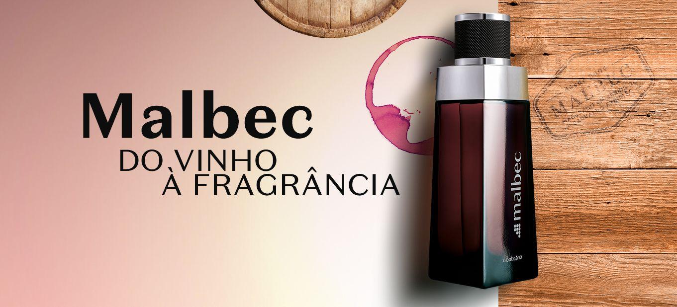 Malbec: único produto de perfumaria produzido com álcool vínico