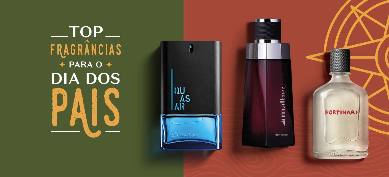 Presente para o Dia dos Pais: aposte em perfumaria