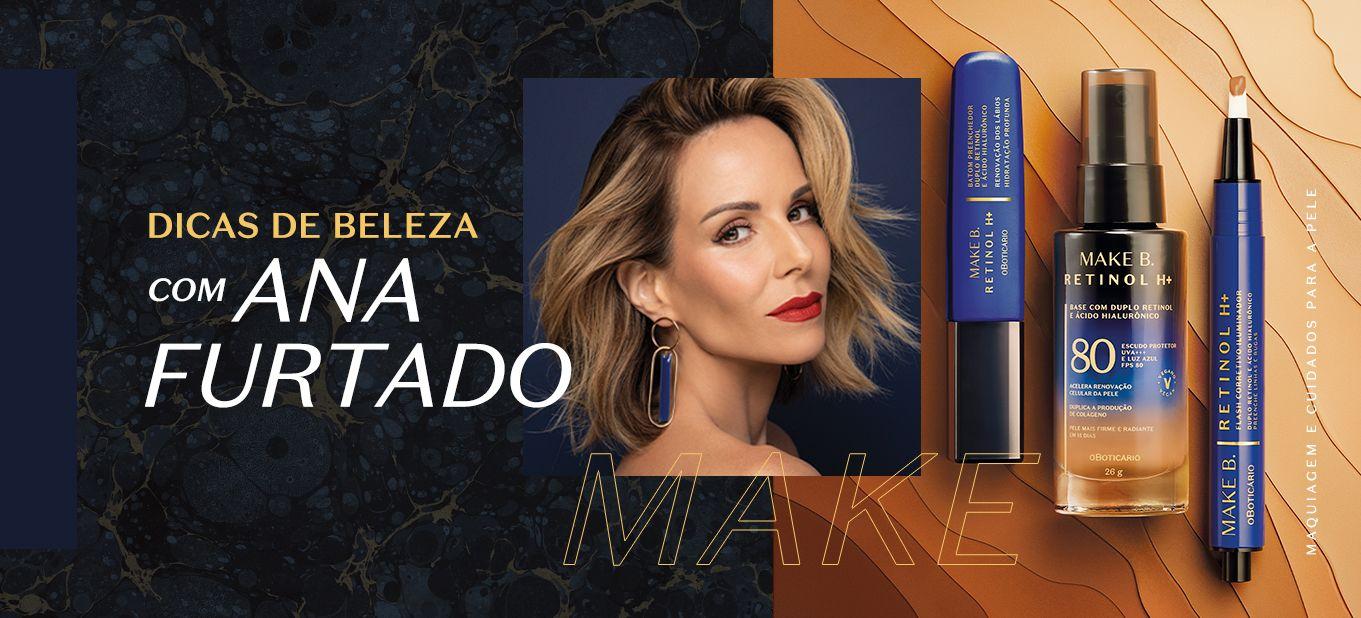 Entrevista com Ana Furtado: veja como é a rotina de beleza da artista