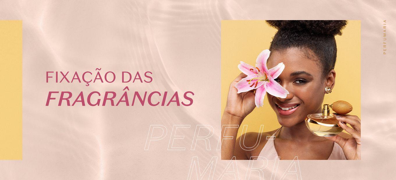Perfumaria: saiba como funciona a fixação das fragrâncias