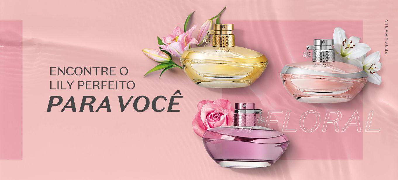 Descubra qual fragrância de Lily combina com você