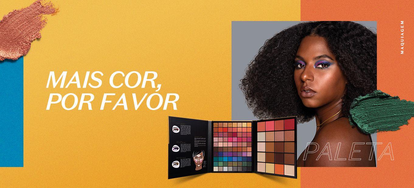 Paletas de maquiagem que você precisa conhecer