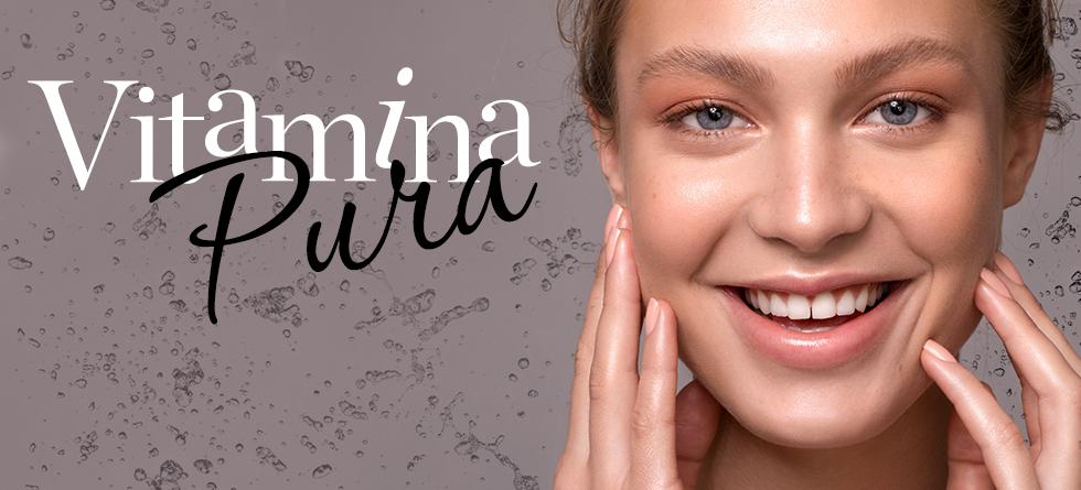 Como incluir as vitaminas no skincare