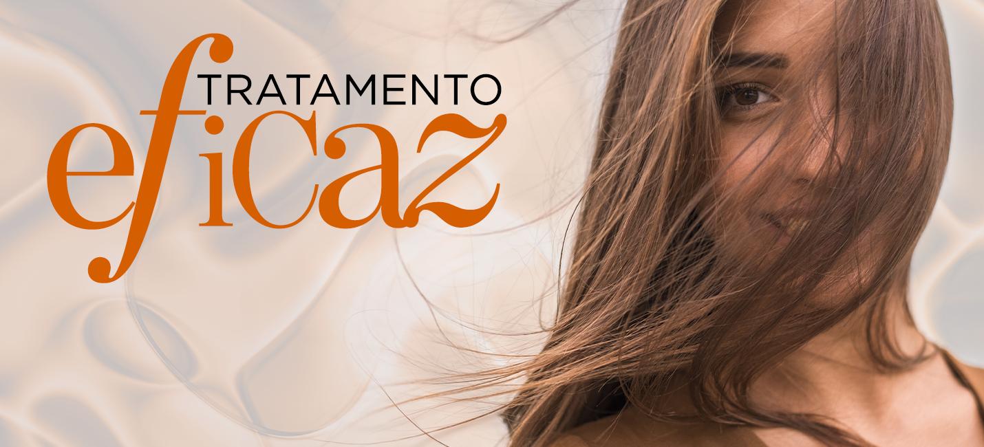 Ordem certa do tratamento para cabelos