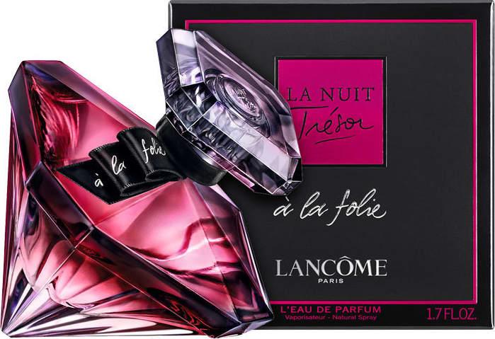 Parfum Nuit Folie Feminino 50ml De Perfume A Lancôme Eau La Trésor tQxBohrsdC