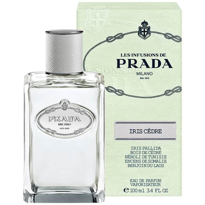 Parfum 100ml D'iris Eau Prada Perfume Cèdre Infusion De Unissex LVjqUMSzpG