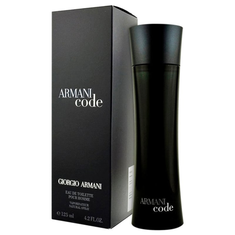 Armani Perfume Toilette De Code Giorgio Eau Masculino 125ml LSqjzMVpGU