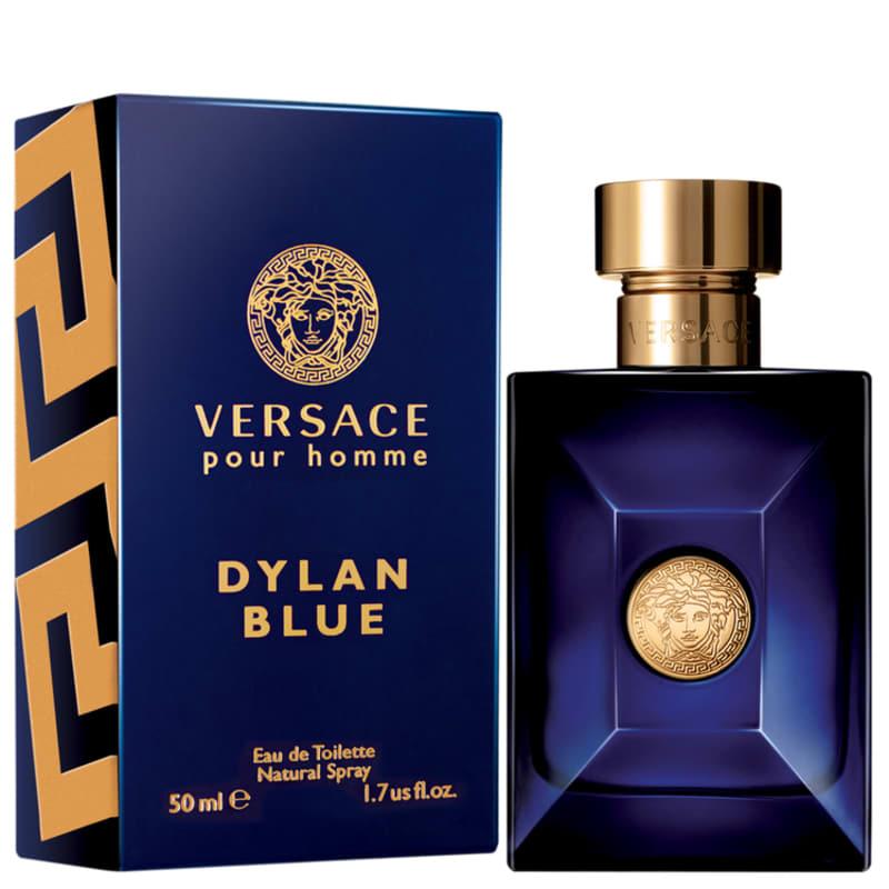 Homme Eau Perfume Masculino De Blue 50ml Dylan Pour Versace Toilette K3TlF1Jc