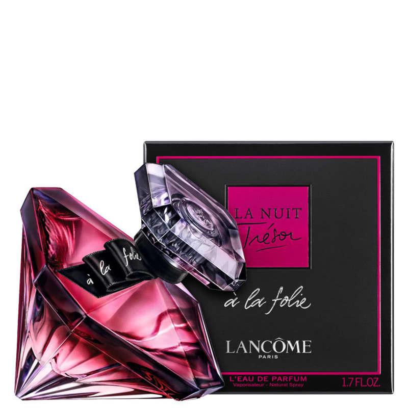 La Nuit 50ml A Feminino De Trésor Folie Eau Perfume Lancôme Parfum mnNw80