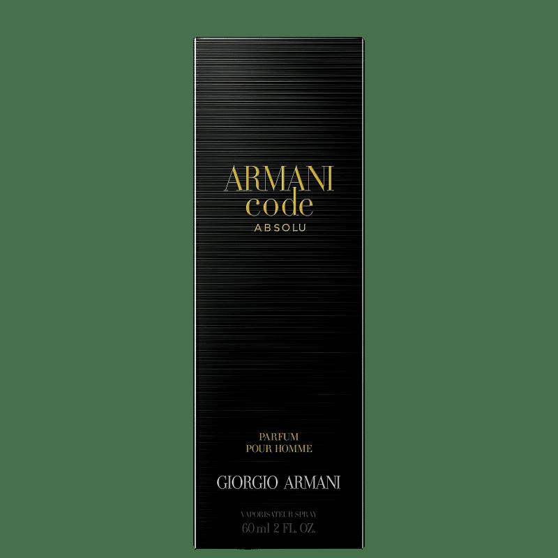 Absolu Eau Masculino Armani Perfume De Giorgio Code Parfum 60ml O80wNnPkX