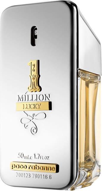 1bce5f6d80 1 Million Lucky Paco Rabanne Eau de Toilette - Perfume Masculino 50ml