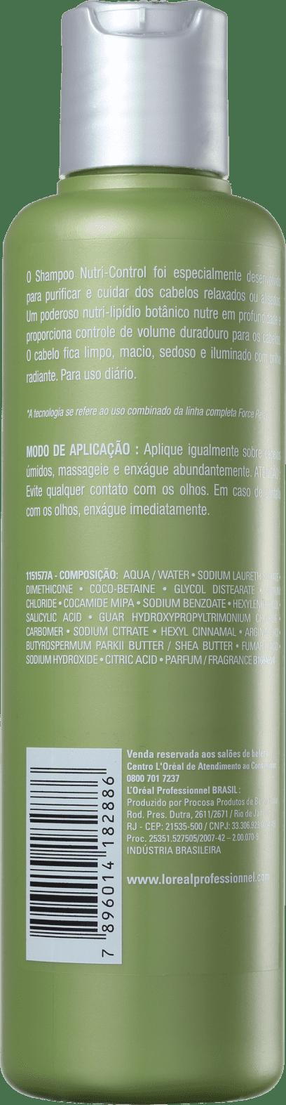 07cb89512 L'Oréal Professionnel Expert Force Relax Nutri-Control - Shampoo 300ml