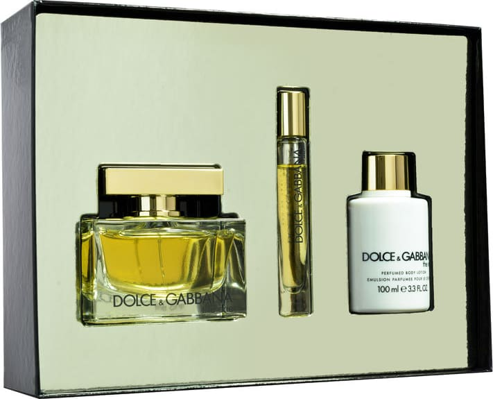 9876590f6c793 Dolce   Gabbana Conjunto Feminino The One - Eau de Parfum 75ml + Loção 100ml  +