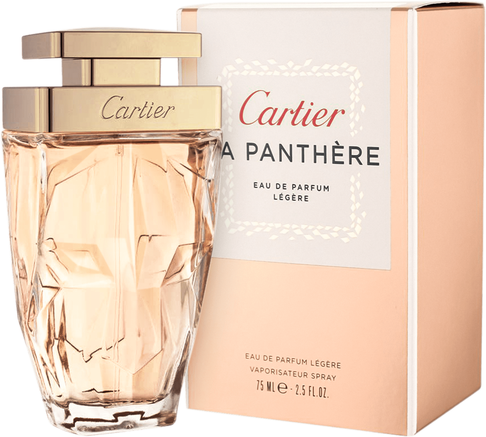 c434c6f3df0 La Panthère Légère Cartier Eau de Parfum - Perfume Feminino 75ml