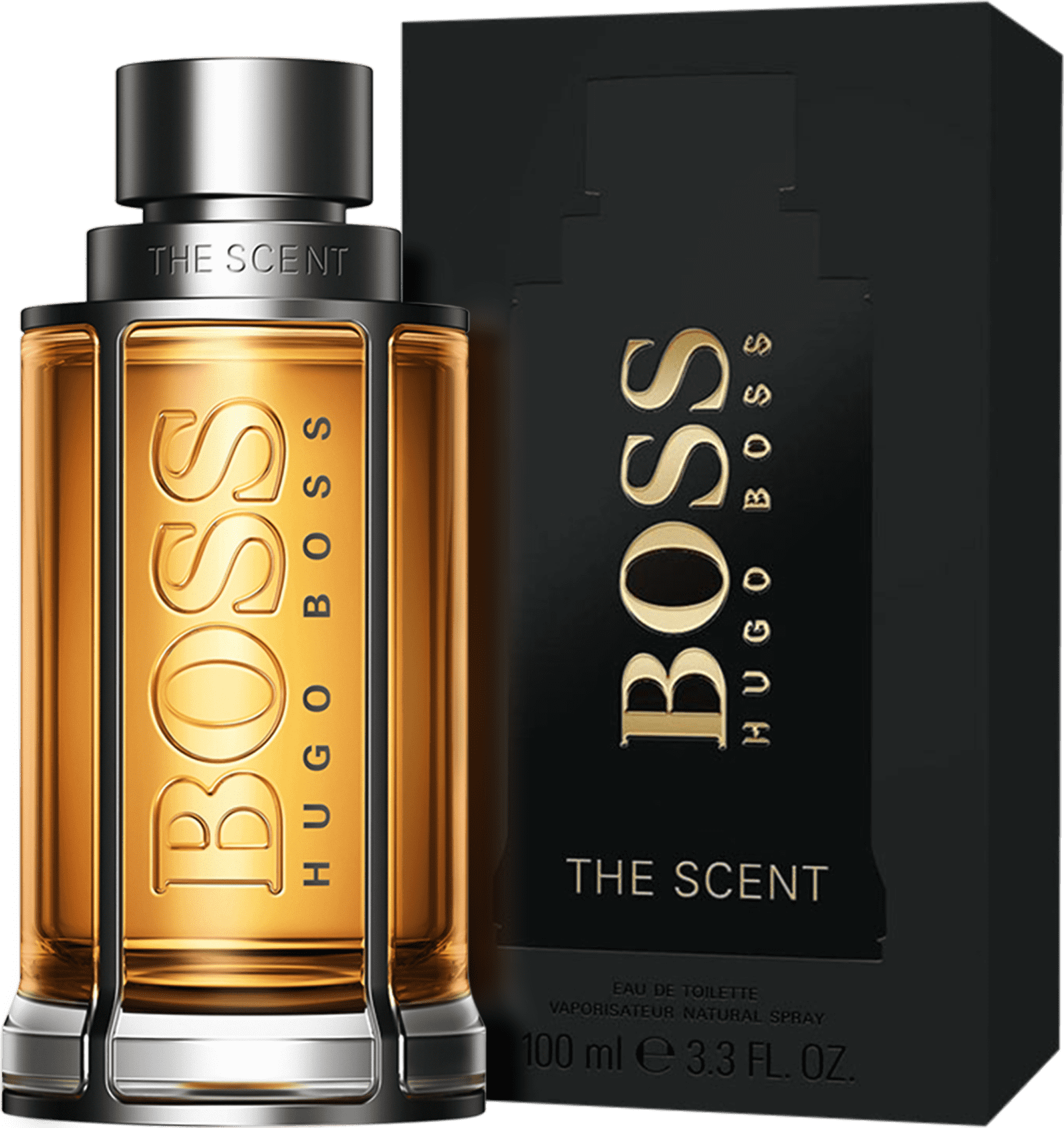 a18c8032d Boss The Scent Hugo Boss Eau de Toilette - Perfume Masculino 100ml