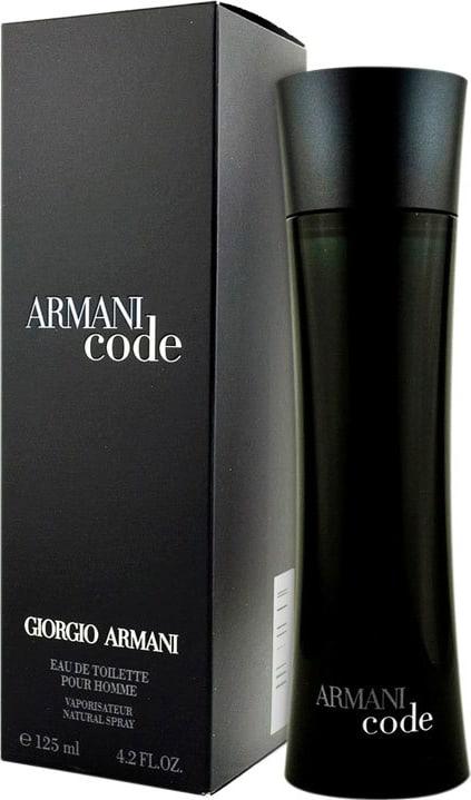 38e41d210 Armani Code Giorgio Armani Eau de Toilette - Perfume Masculino 125ml