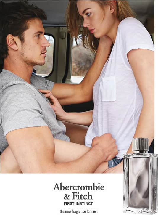 Perfume First Instinct Abercrombie & Fitch | Beleza na Web
