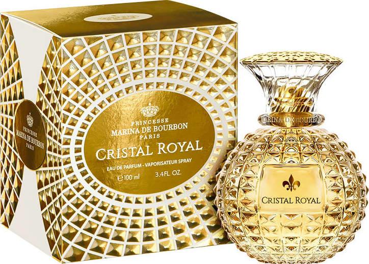95e2ae224 Cristal Royal Marina de Bourbon Eau de Parfum - Perfume Feminino 100ml