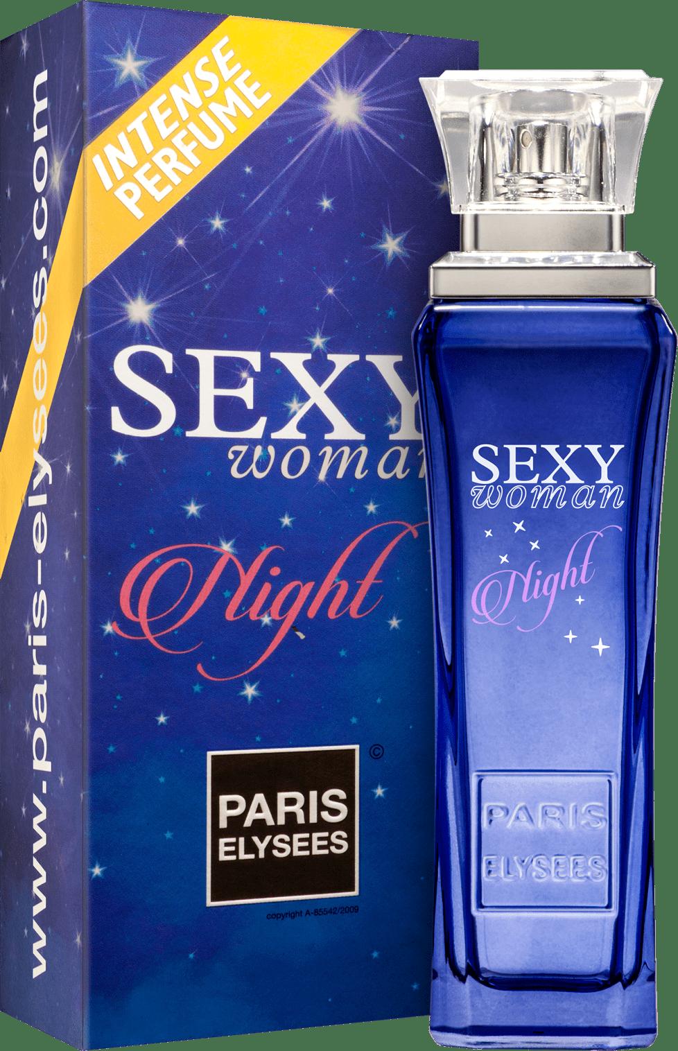 9bc948503 Sexy Woman Night Paris Elysees Eau de Toilette - Perfume Feminino 100ml