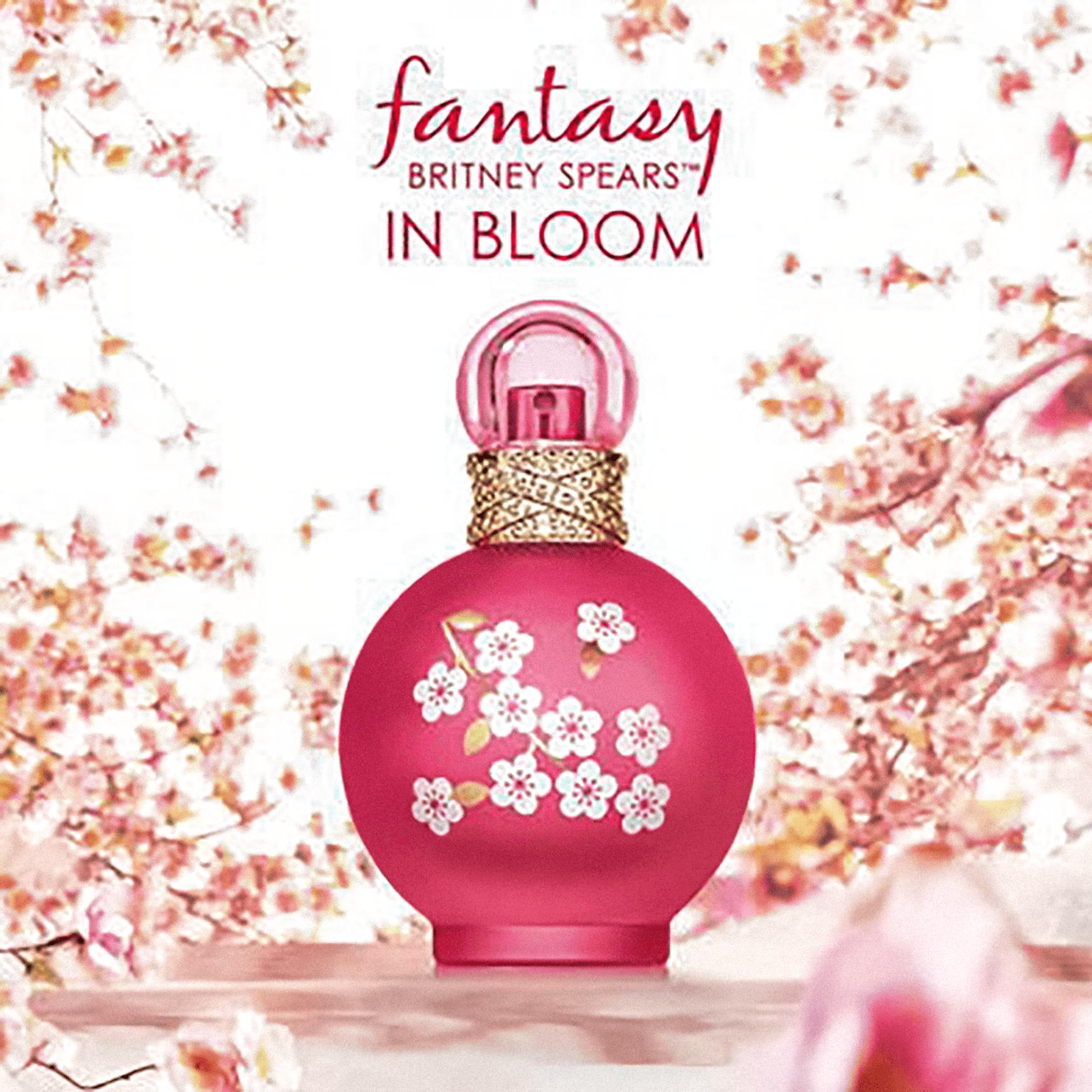 4b419d72a Fantasy in Bloom Britney Spears Eau de Toilette - Perfume Feminino 100ml
