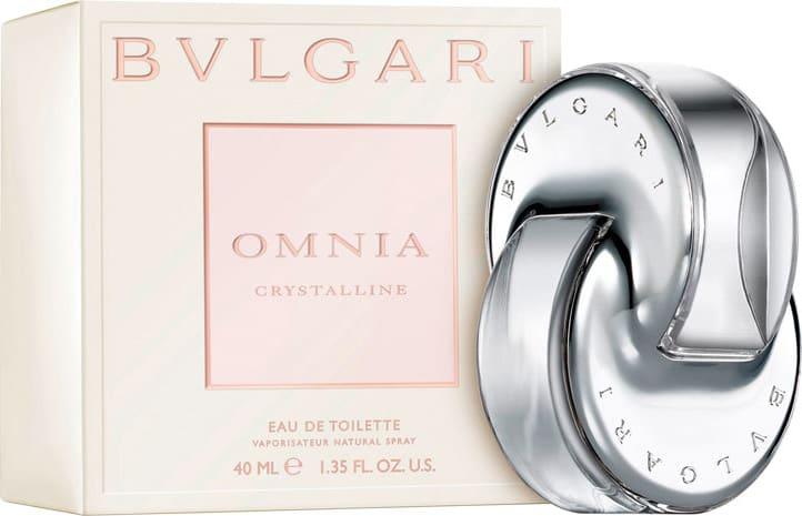6254e049413 Omnia Crystalline Bvlgari Eau de Toilette - Perfume Feminino 40ml