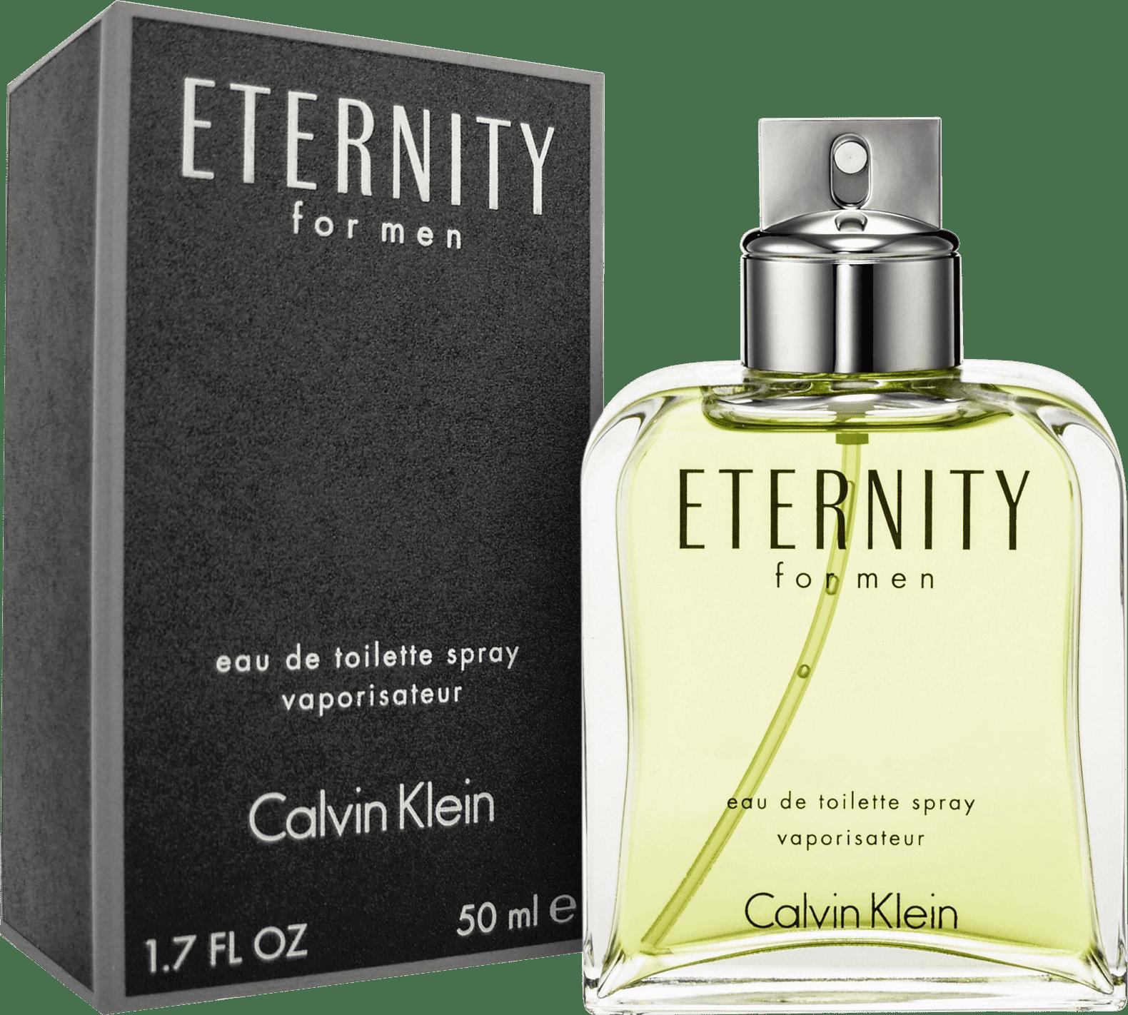 Eternity For Men Calvin Klein Eau de Toilette - Perfume Masculino 50ml 07f731490a