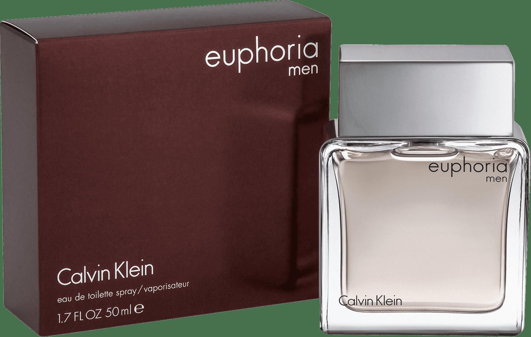 76900e63e Euphoria Men Calvin Klein Eau de Toilette - Perfume Masculino 50ml