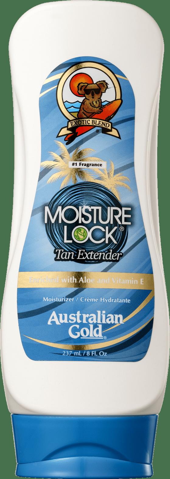 223c0de29 Australian Gold Moisture Lock Tan Extender - Loção Pós-Sol 237ml
